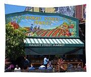 Haight Steet Market San Francisco Tapestry