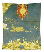 Haiti, Dominican Republic, Puerto Rico And French West Indies Tapestry