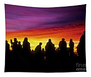 Haleakala Color Show Tapestry