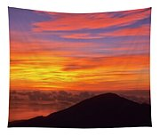 Haleakala Sunrise Colors IIi Tapestry