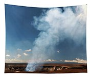 Halemaumau Crater 2016 Tapestry
