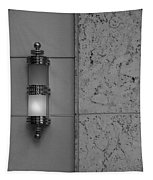Half Lit Wall Sconce Tapestry