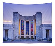 Hall Of State Texas Tapestry