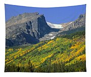 310221-hallett Peak In Autumn  Tapestry