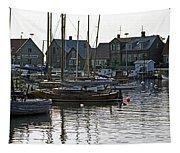 Halsingborg Marina 1 Tapestry