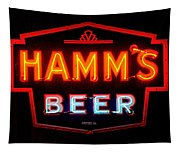Hamm's Beer Tapestry