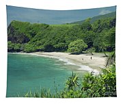 Hana Coast, Hamoa Beach Tapestry
