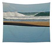 Hanakapiai Beach 1287b Tapestry