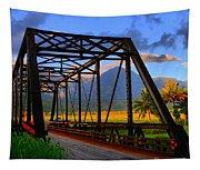 Hanalei Bridge Tapestry