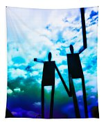Hand In Hand Tapestry