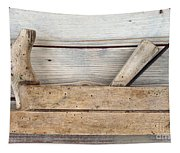 Hand Tool - Old Wood Planer Tapestry