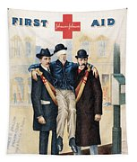 Handbook: First Aid Tapestry