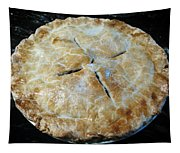 Handcrafted Apple Pie Tapestry
