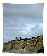 Hanggliders Tapestry