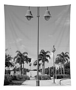 Hanging Lamps Tapestry