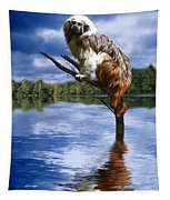 Hanging On Tapestry