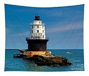 Harbor Of Refuge Delaware Tapestry