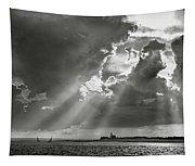 Harbor Sail Tapestry