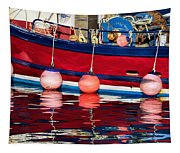 Harbour Reflections 5 - June 2015 Tapestry