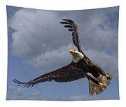 Hard Banking Eagle Tapestry