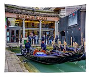 Hard Rock Cafe Venice Gondolas_dsc1294_02282017 Tapestry