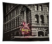 Hard Rock Philly Tapestry