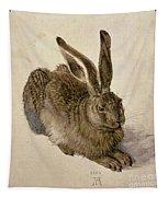 Hare Tapestry by Albrecht Durer