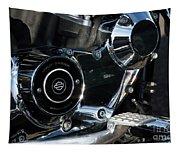 Harley Davidson 17 Tapestry