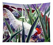 Harmony Rooster Tapestry