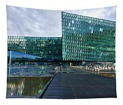 Harpa Concert Hall - Iceland Tapestry