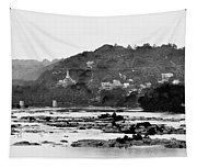 Harper's Ferry From Across The Potomac Tapestry