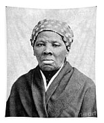 Harriet Tubman 1823-1913.  To License For Professional Use Visit Granger.com Tapestry
