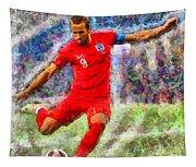Harry Kane Tapestry