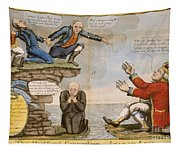 Hartford Convention, C1814 Tapestry