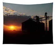 Harvest Sunset Tapestry