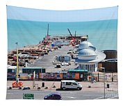 Hastings Pier Rebuild Tapestry