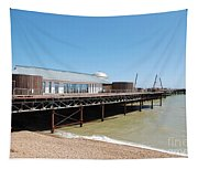 Hastings Pier Renovation Tapestry