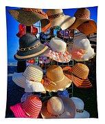 Hat Rack Tapestry
