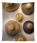 Hats Tapestry