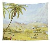 Haughton Court - Hanover Jamaica Tapestry