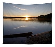 Haukkajarvi Evening Tapestry