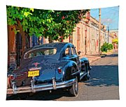 Havana Daydream Tapestry
