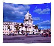 Havana National Capitol Tapestry