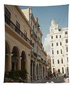 Havana Vieja Tapestry