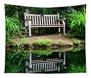 Have A Seat Tapestry
