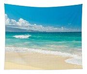 Hawaii Beach Treasures Tapestry