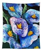 Hawaii Flowers Tapestry