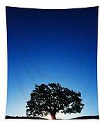Hawaii Koa Tree Tapestry