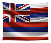 Hawaii State Flag Tapestry