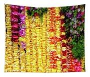 Hawaiian Flower Lei's Tapestry